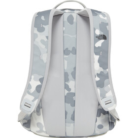 The North Face BTTFB Special Edition Sac à dos, tnf white macrofleck camo print/high rise grey